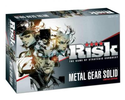 RISK: Metal Gear Solid Limited Edition